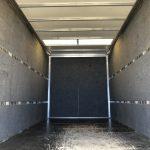 Wnętrze ciężarówki