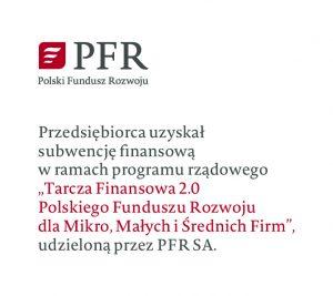 plansza informacyjna PFR pion lewa